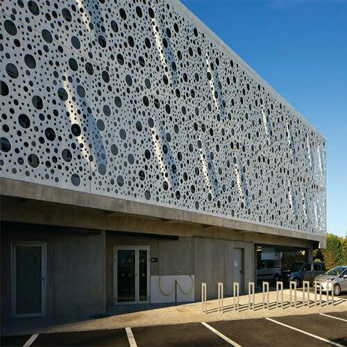 Aluminium Solid Panels